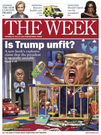 THE WEEK IS TRUMP UNFIT?