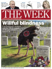 THE WEEK WILLFUL BLINDNESS