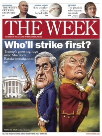 THE WEEK WHO'LL STRIKE FIRST?