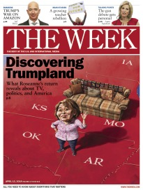 THE WEEK DISCOVERING TRUMPLAND