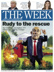THE WEEK RUDY TO THE RESCUE