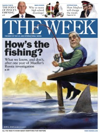 THE WEEK HOW'S THE FISHING?