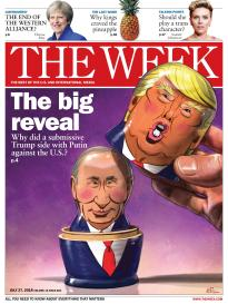 THE WEEK THE BIG REVEAL