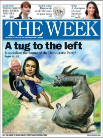 THE WEEK A TUG TO THE LEFT
