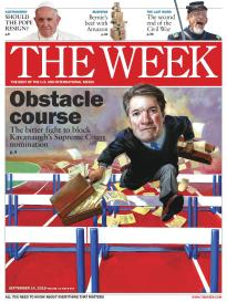 THE WEEK OBSTACLE COURSE