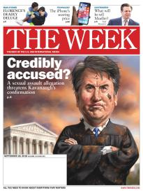 THE WEEK CREDIBLY, ACCUSED?