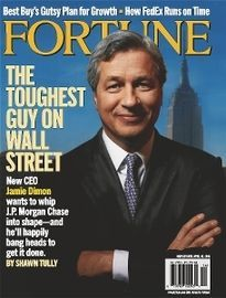 THE TOUGHEST GUY ON WALL STREET VOL 153 NO 6