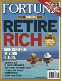 SPECIAL INVESTOR'S ISSUE RETIRE RICH