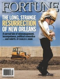 RESURRECTION OF NEW ORLEANS