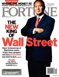 THE NEW KING OF WALL STREET