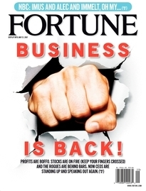 BUSINESS IS BACK!