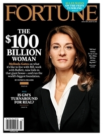 THE $100 BILLION WOMAN