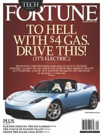 DRIVE THIS! TESLA ROADSTER