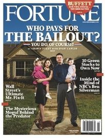 WHO PAYS FOR THE BAILOUT?