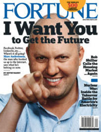 MARC ANDREESSEN I WANT YOU TO GET THE FUTURE