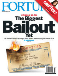 THE BIGGEST BAILOUT YET