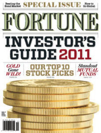 INVESTOR'S GUIDE 2011 SPECIAL ISSUE