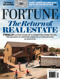 THE RETURN OF REAL ESTATE