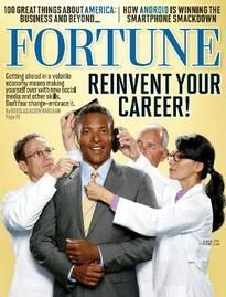 REINVENT YOUR CAREER!