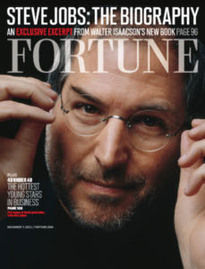 STEVE JOBS: THE BIOGRAPHY 40 UNDER 40