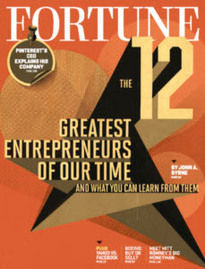 THE GREATEST ENTREPRENEURS OF OUR TIME