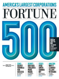 FORTUNE 500 DOUBLE ISSUE