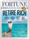 RETIRE RICH ISSUE
