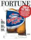 HOSTESS BANKRUPT AGAIN ISSUE