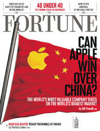 CAN APPLE WIN OVER CHINA?