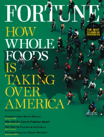 HOW WHOLE FOODS IS TAKING OVER AMERICA