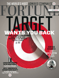 TARGET WANTS YOU BACK