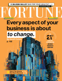 EVERY ASPECT OF YOUR BUSINESS IS ABOUT TO CHANGE