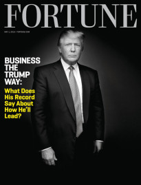 BUSINESS THE TRUMP WAY