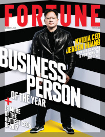 BUSINESS PERSON OF THE YEAR - JENSEN HUANG