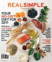 YOUR NO-DIET DIET FOR 2011