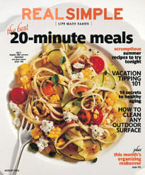 THE BEST 20-MINUTE MEALS