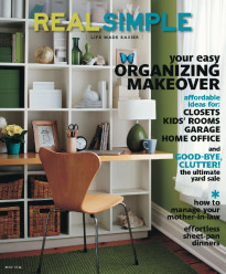 YOUR EASY ORGANIZING MAKEOVER