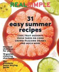 31 EASY SUMMER RECIPES