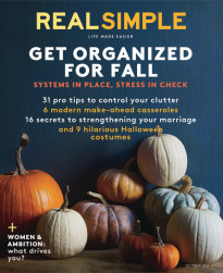 GET ORGANIZED FOR FALL