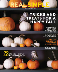 TRICKS AND TREATS FOR A HAPPY FALL