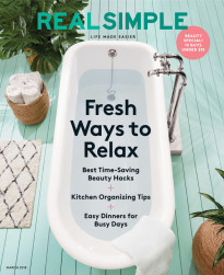 FRESH WAYS TO RELAX