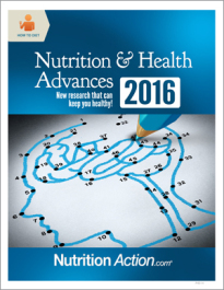 Nutrition And Health Advances 2016