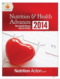 Nutrition & Health Advances 2014