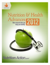 Nutrition & Health Advances 2012