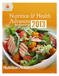 Nutrition & Health Advances 2013