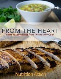 From the Heart: Heart-Healthy Dishes from the Healthy Cook