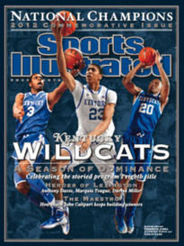SI PRESENTS: NCAA NATIONAL CHAMPIONS KENTUCKY