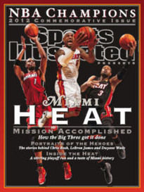 SI PRESENTS: 2012 NBA CHAMPIONS MIAMI HEAT