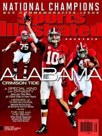 SI PRESENTS: BCS NATIONAL CHAMPIONS ALABAMA