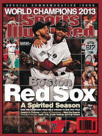 SI PRESENTS: 2013 MLB CHAMPIONS BOSTON RED SOX